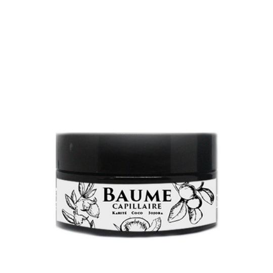 Baume capillaire Jalya Nature pour cheveux crépus, ondulés et bouclés