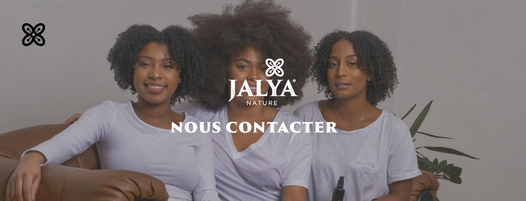 contact jalya nature (cosmétiques naturels et bio pour le soin des cheveux crépus, frisés et boucléés