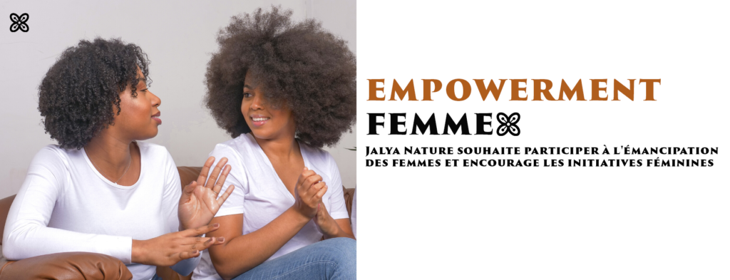 Plus qu'une marque de cosmétiques capillaire et de soins naturels pour les cheveux crépus, ondulés, bouclés et frisés, jalya représente la femme sûre d'elle, indépendante. Incarnant la force et la sagesse féminine.