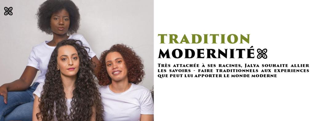 jalya est très attachée à ses racines africaines et souhaite les faire partager en alliant les savoir-faire traditionnels de ses ancêtres et l'expérience que peut lui apporter le monde d'aujourd'hui afin de vous proposer des produits de qualité pour prendre soin de vos cheveux crépus, ondulés bouclés et frisés